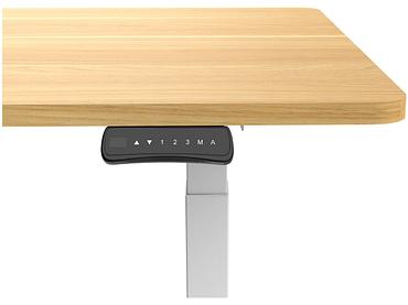 Bureau à hauteur réglable UPRIGHT bois