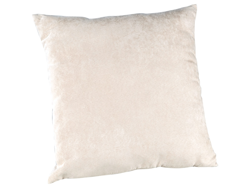 Coussin MILANO 40x40cm beige uni