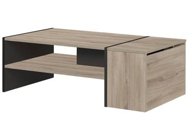 Table basse YORI chêne