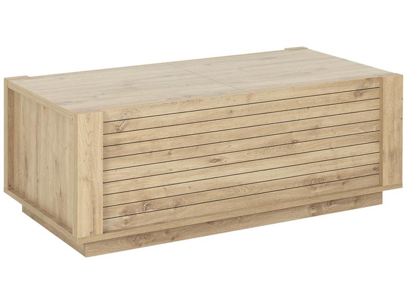 Table basse ESTRAN chêne