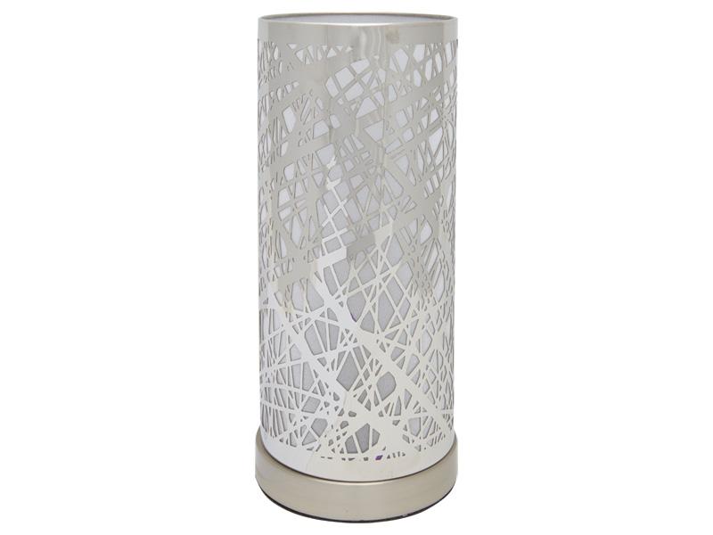 Lampe à poser LED LUNA 13cm 29cm 25W blanc
