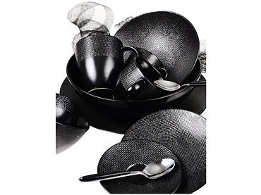 Bol VESUVIO Ø14cm céramique noir