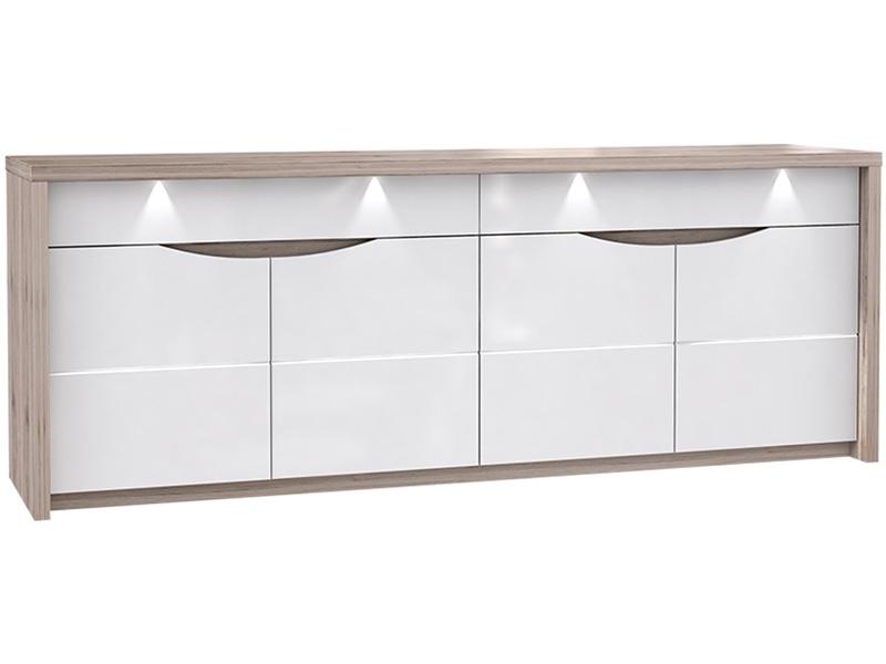 Sideboard ST-TROPEZ 227x52.5x84.5cm