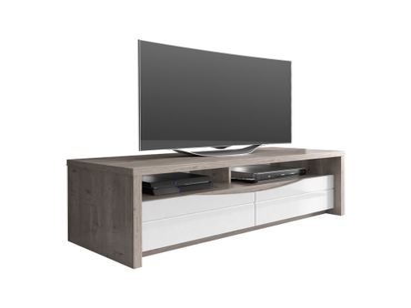 Meuble TV ST-TROPEZ chêne