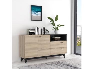Sideboard CAREA 159.5x41.6x82.4cm