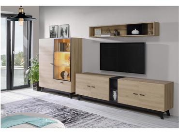 Meuble TV CAREA bois