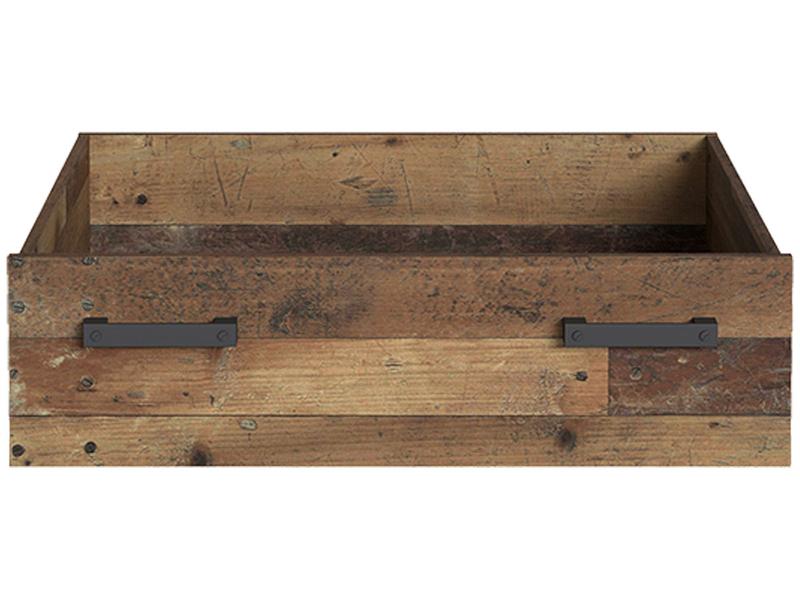 Tiroir de lit CLIF bois vintage