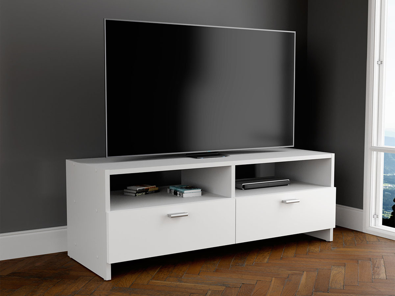 Meuble TV BINGO blanc