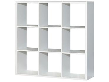 Étagère CUB WHITE 9 cases