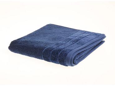 Linge de bain SIERRA bleu foncé 70x50cm