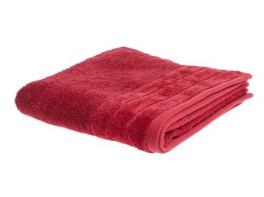 Linge de bain SIERRA rose 100x50cm