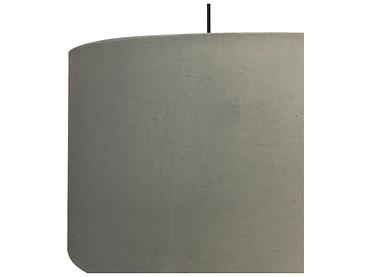 Suspension ABATOU BIG 50x30cm 60W gris