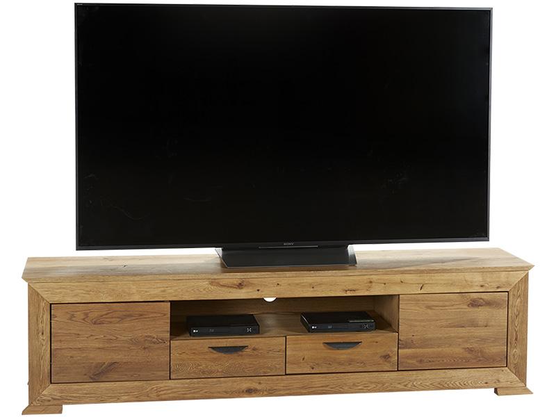 Meuble TV ESSEX chêne