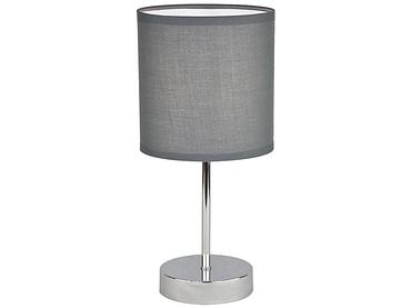 Lampe à poser FREEDOM 14cm 30cm 40W gris