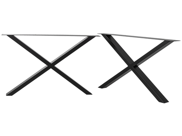 Tischbein-Set DAKOTA Metall