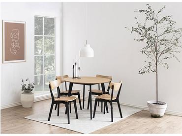 Tisch ROXBY Ø105x76cm
