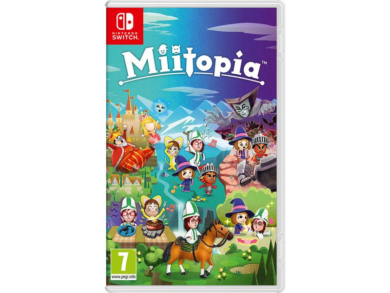 Switch NINTENDO MIITOPIA