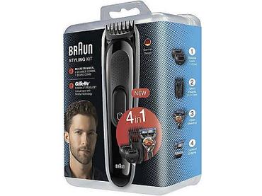 Multifunktions Haarschneidemaschine BRAUN SK3000