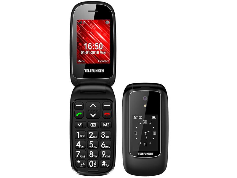 Smartphone TELEFUNKEN IZY TM350 IZY GB black