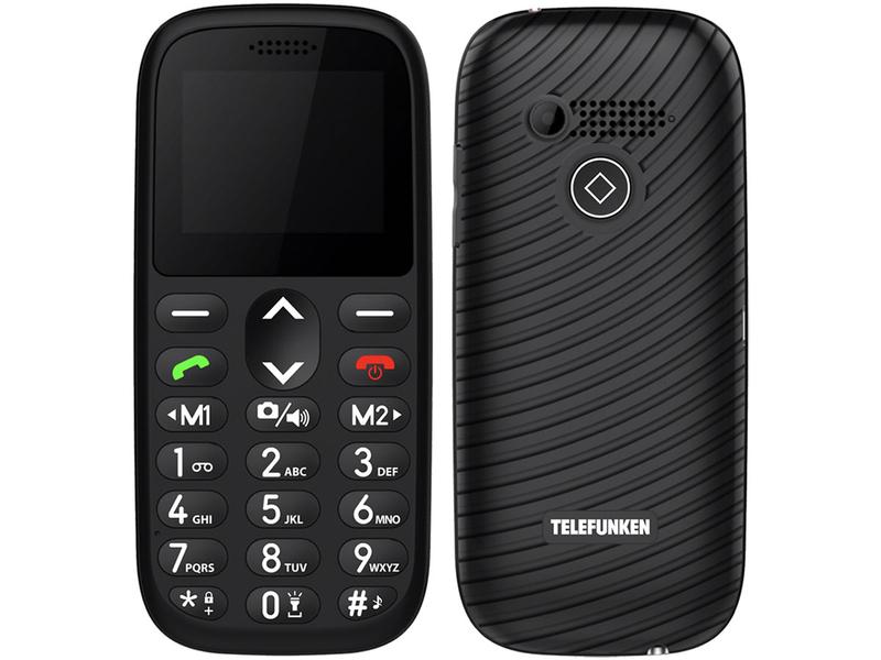 Smartphone TELEFUNKEN IZY TM 410 0.32GB black