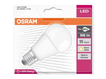 Glühbirne LED 8.5W 806lm