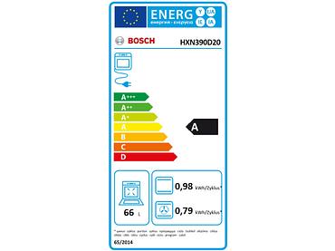 Kochherd BOSCH Gas - HXN390D20