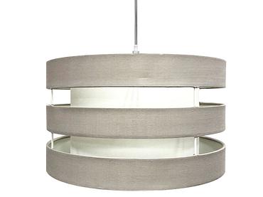 Hängelampe LED FERRET 30x110cm 60W grau
