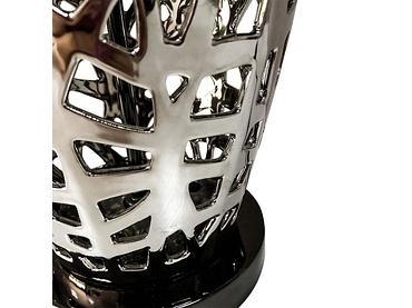 Tischlampe LED ALICE 30cm 57cm 60W schwarz