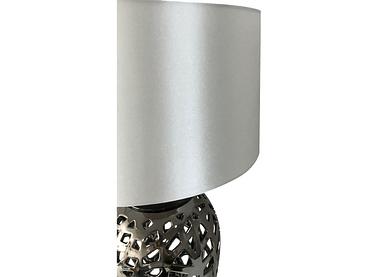 Tischlampe LED ALICE 30cm 57cm 60W weiss