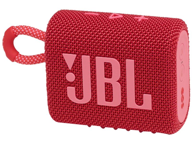 Lautsprecher JBL JBL GO3 Rouge