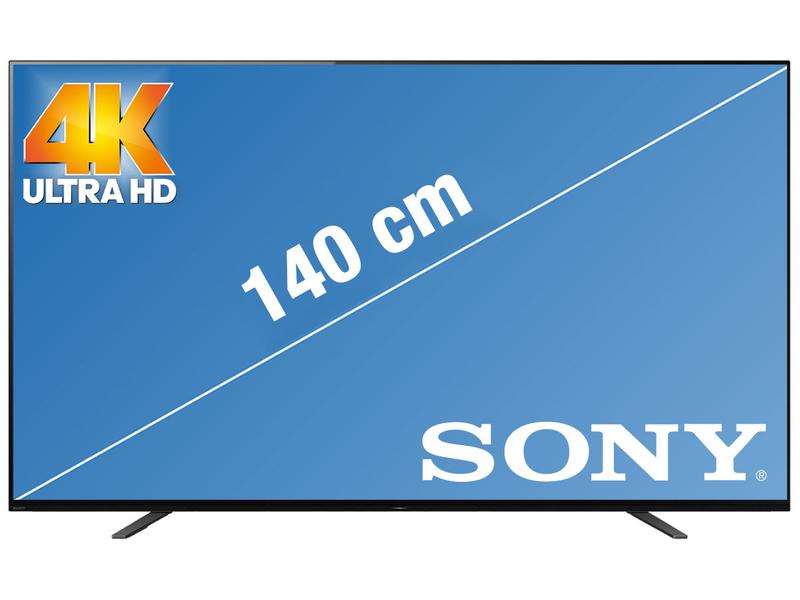OLED-Fernseher SONY 55''/140cm - KD55A8