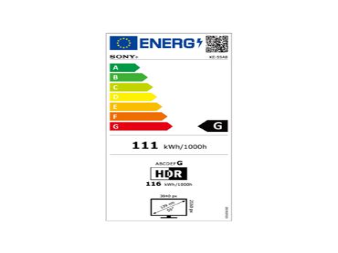 LED,LED-Fernseher,OLED-Fernseher SONY 55''/140cm - KE55A8