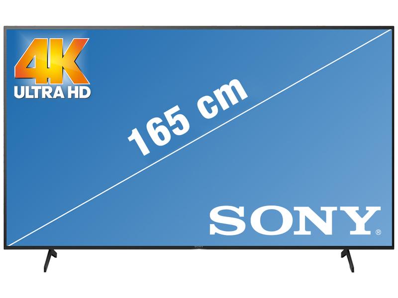 Fernseher LED SONY 65''/165cm - KE65XH8096