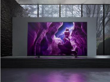 OLED-Fernseher SONY 65''/165cm - KE65A8