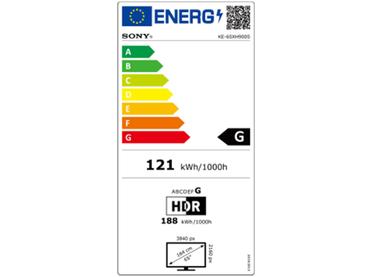 LED,LED-Fernseher SONY 65''/165cm - KE65XH9005