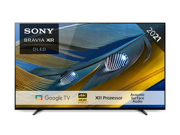 OLED-Fernseher SONY 55''/140cm - XR55A80JAEP