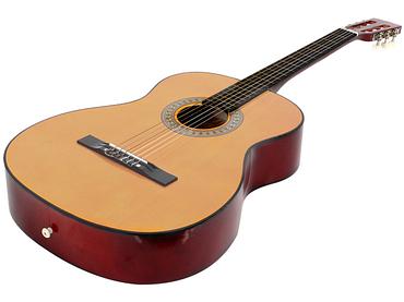 Klassische Gitarre M.G.M. SUPERTOY holz