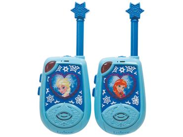 Talkie-walkie blau