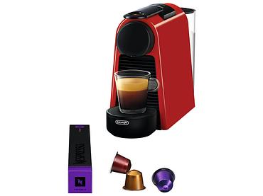 Kaffeemaschine NESPRESSO DELONGHI Essenza Red