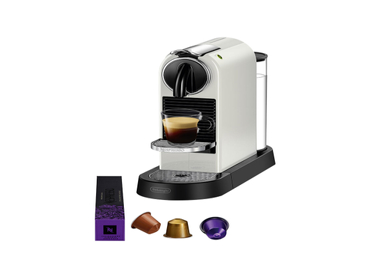 Kaffeemaschine NESPRESSO DELONGHI CITIZ/EN-167.W