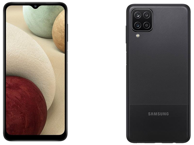 Smartphone SAMSUNG Galaxy A12 128GB schwarz