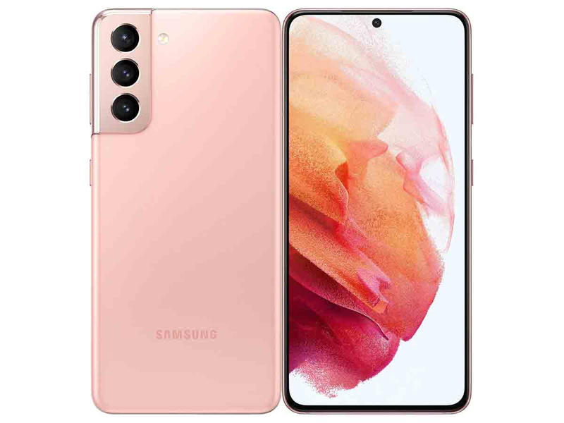 Smartphone SAMSUNG GALAXY S21 128GB rosa