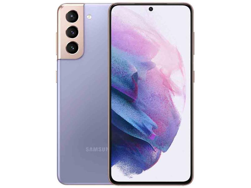 Smartphone SAMSUNG GALAXY S21 128GB violett