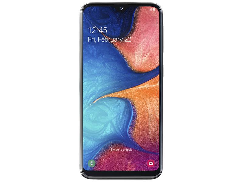 Smartphone SAMSUNG Galaxy A20E 32GB nero