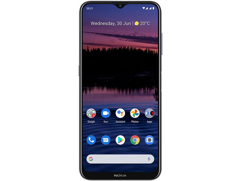 Smartphone NOKIA G20 128GB blau