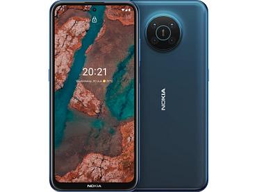 Smartphone NOKIA X20 128GB blau