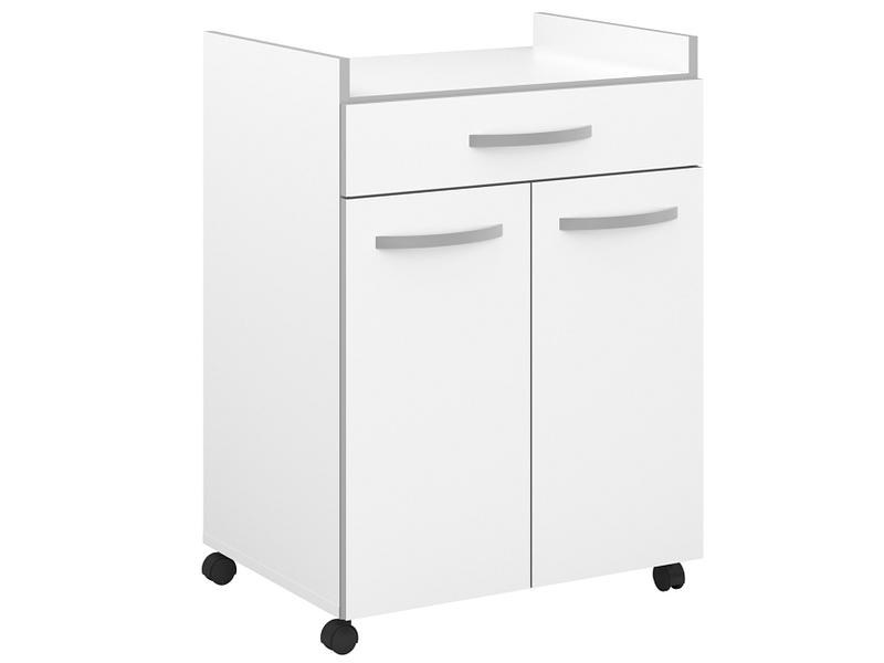 Möbel für Mikrowelle SMOOTHY 60x45x81.5cm weiss