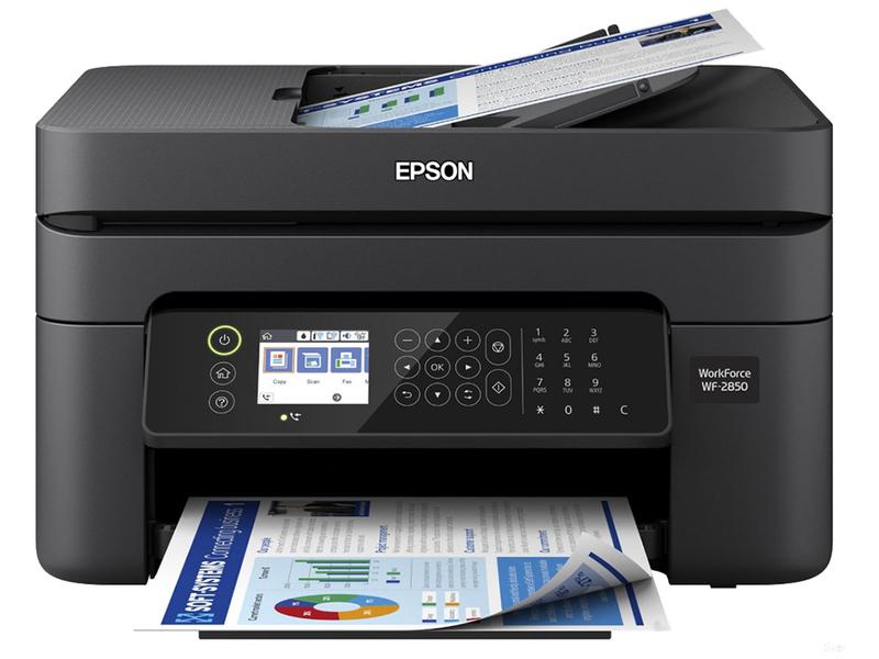Drucker EPSON WorkForce WF-2835DWF Schwarz