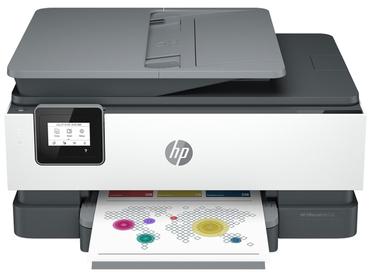 Drucker HP MFC OFFICEJET 8012E Schwarz
