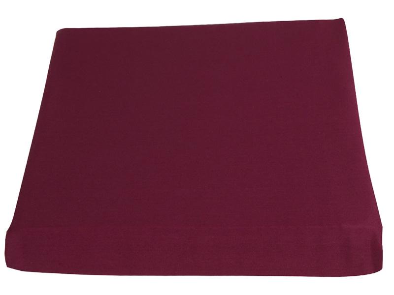 Fixleintuch SATIN LOTUS 160x200cm violett